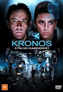 Kronos: O Fim da Humanidade? - BDRip Dual Áudio
