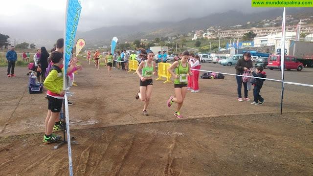 La Palma acoge los campeonatos de Canarias de Atletismo en las modalidades de lanzamiento y campo a través