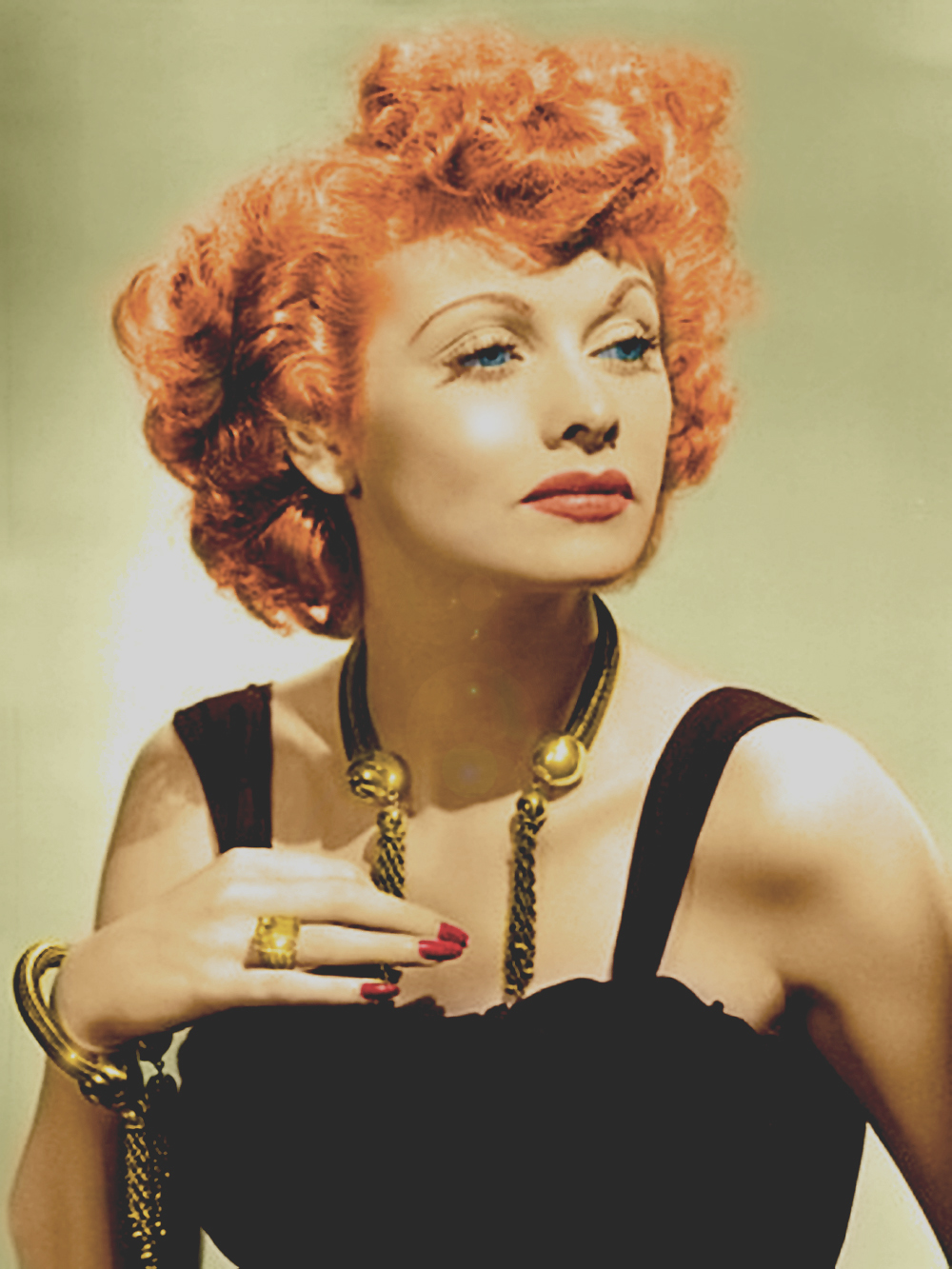 Lucille Ball Image By Blo