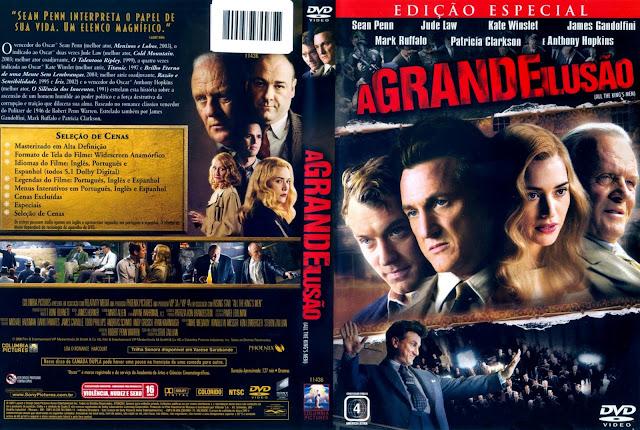 Capa DVD A Grande Ilusão