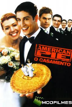 Capa do Filme American Pie: O Casamento