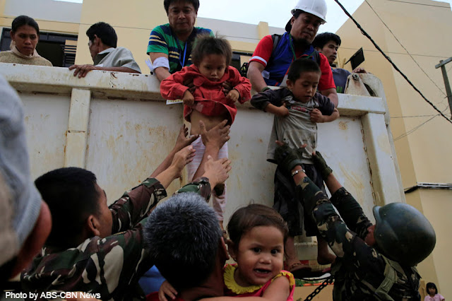 Maute Group exploits childrens' innocence, using these young warriors to fight the government