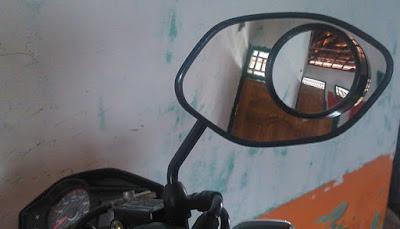 blindspot mirror untuk motor