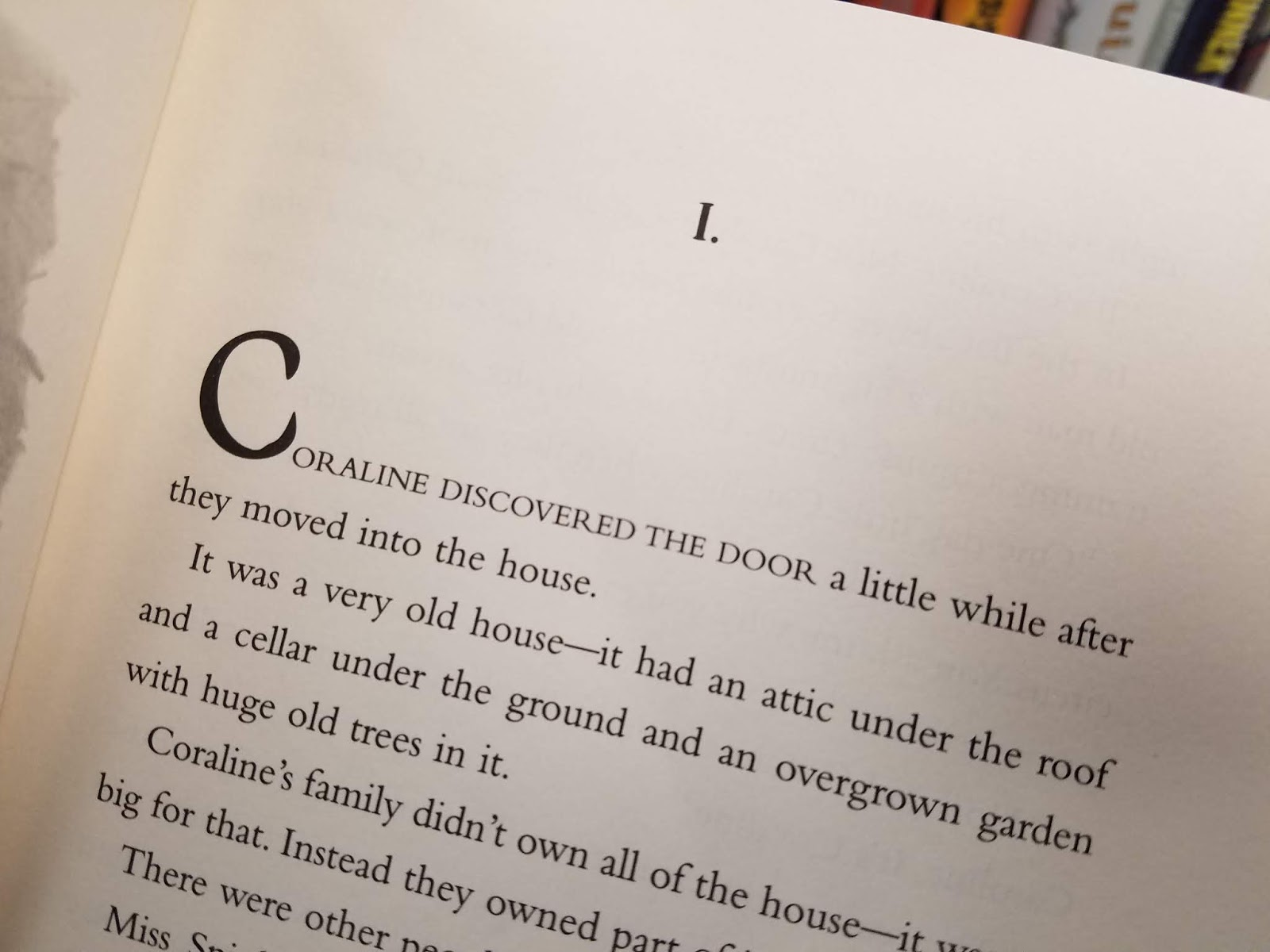 Our Favorite First Lines of Books | Cromaine Connector