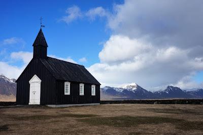 Iglesia en Snaefellsness