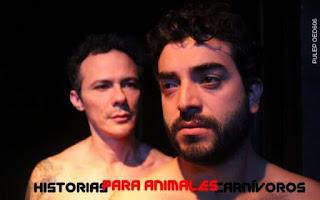 Historias para animales carnivoros | Teatro La Maldita Vanidad