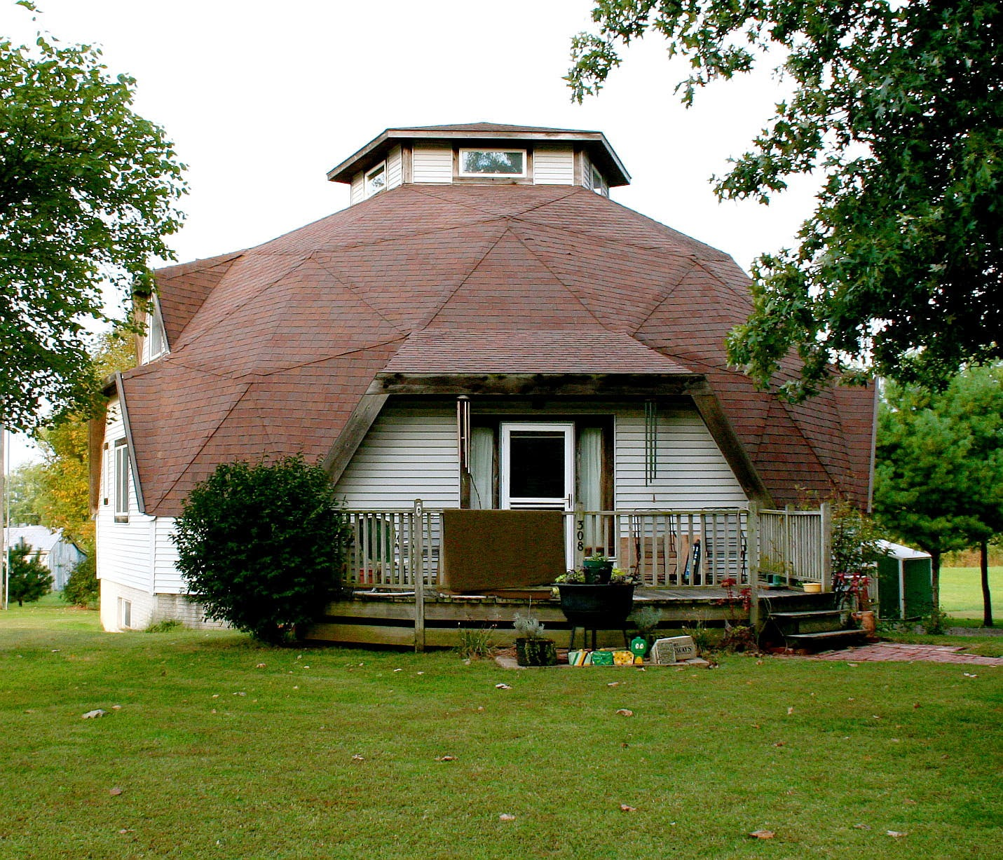 Dome Home Design Ideas: Project Gridless: Geodesic Homes