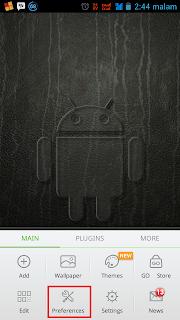 Cara ganti font di android tanpa root 2014