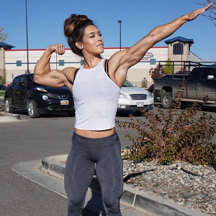 Fitness Models with Muscle 3