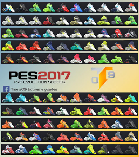 Assignments For Tisera Boots PES 2017
