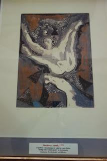 Tuscan Italian artist Marino Marini Drawings Disegno