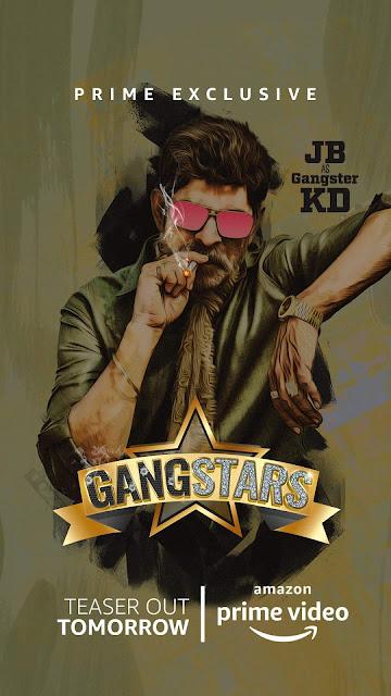 'GangStars' Telugu Web Series on Amazon Prime Plot Wiki,Cast