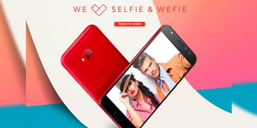 Harga HP Asus Zenfone 4 Selfie Pro ZD552KL Terbaru, Spesifikasi Dual Kamera Depan