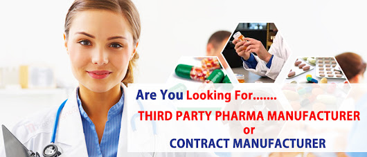 Looking For Third Party Pharma Manufacturers?