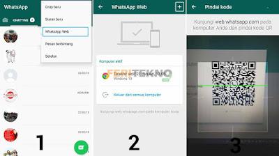 cara menghubungkan whatsapp di pc 2