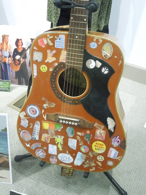 Mamma Mia Movie Donna guitar prop