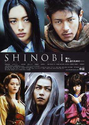 Download Film Jepang Shinobi - Heart Under Blade Subtitle ...