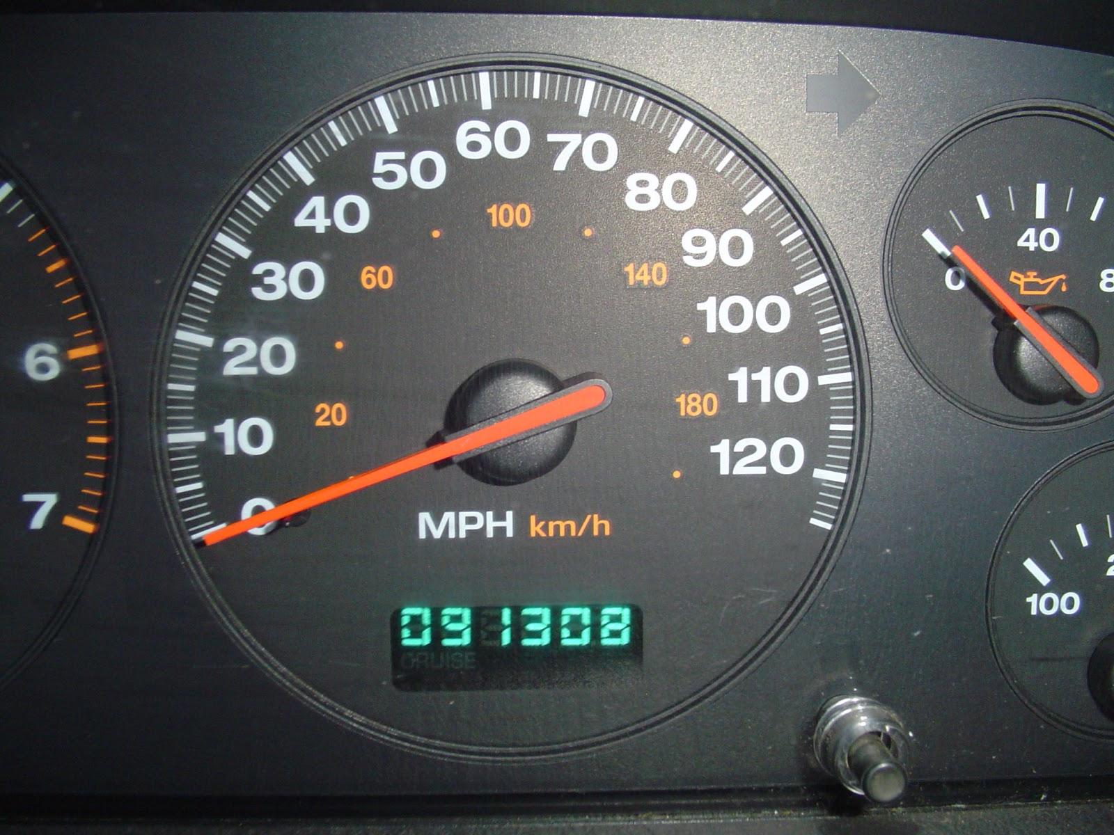 Blog sobre auto serviços: UM CARRO COM HODÔMETRO DIGITAL É ...