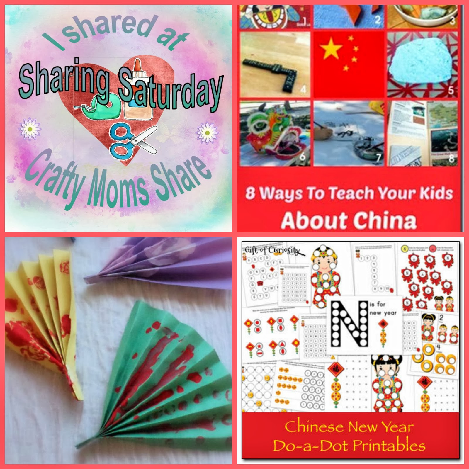 Crafty Moms Share Lunar New Year And Year Of The Horse Book Review