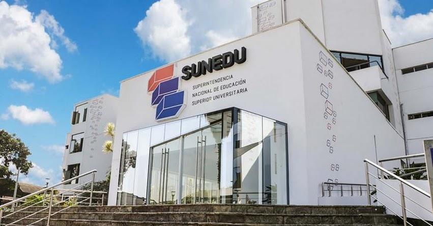 SUNEDU: Lista de Universidades con Licenciamiento al 2019 - www.sunedu.gob.pe