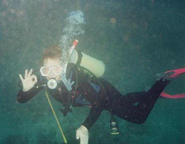 Sodwana Bay, scuba diving, south africa