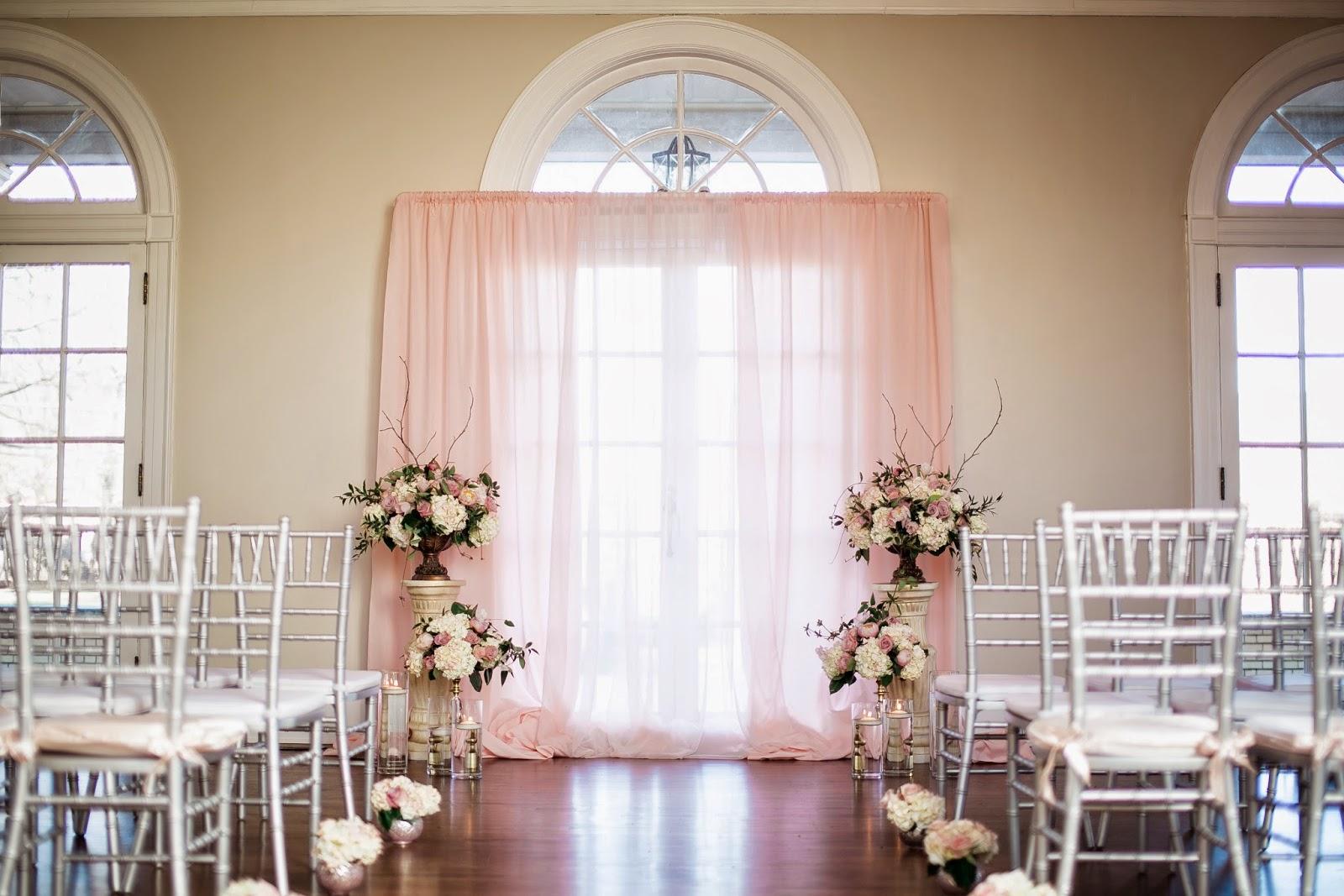Blush Wedding Inspiration