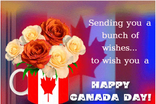 Happy Canada Day Messages/SMS