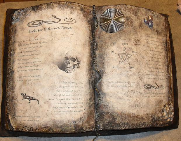 Real Ancient Magic Books - Exploring Mars