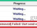 Cara Mengatasi Failure : Uart  Send  Failur Research Download