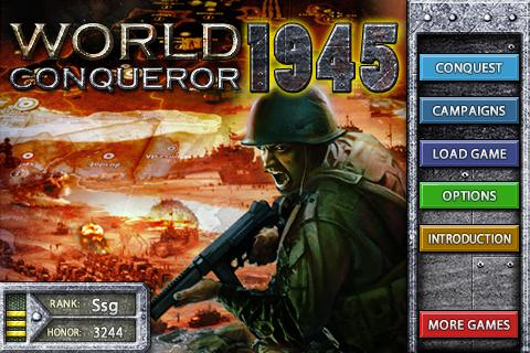 World Conqueror 1945 1.03 Mod [Full Paid]