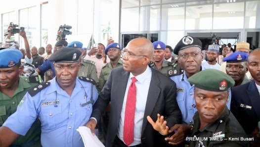 Court restrains Police, SSS from arresting Omo-Agege