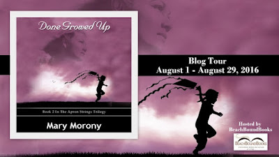 Done Growed Up: Author Interview & Giveaway