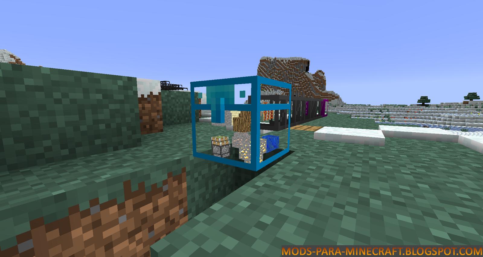 Iron Chest Mod Para Minecraft 1 7 10 Mods Para Minecraft