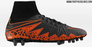 Nike Hypervenom Phantom 2 NikeiD Boots - Footy Headlines 4a11af9813a0