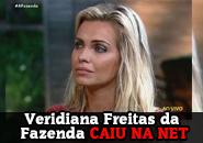 Veridiana Freitas caiu na net pelada! que delicia
