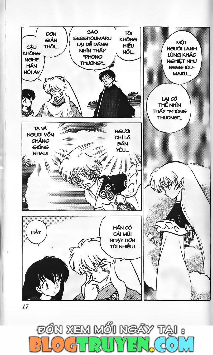 Inuyasha vol 14.1 trang 16