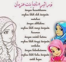 Cara Menjadi Wanita Muslimah