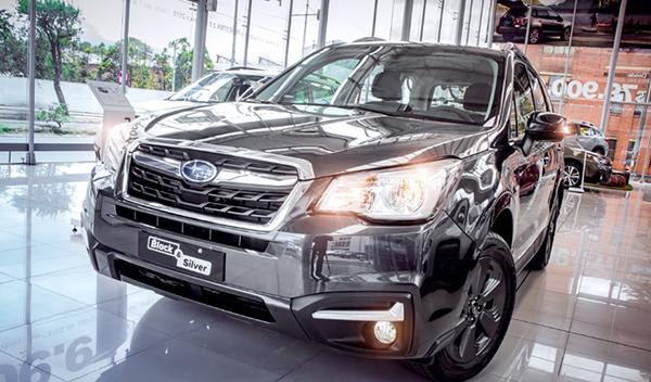 Nueva-Subaru-Forester-Black-Silver-Edition