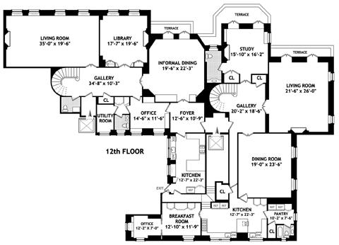Real Estate Agent Property: Howard Marks Spends Big at 740