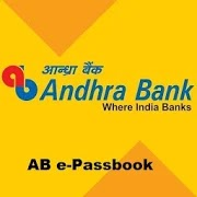 Andhra Bank e-Passbook - Mobile App and features