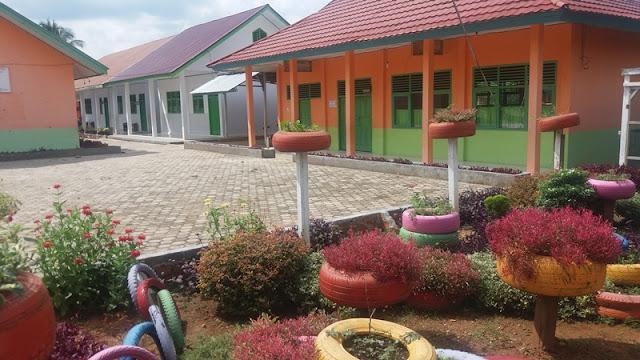 Profill Nuansa Lingkungan Sekolah Terbaru 2016 SD Negeri 149/VIII Muara Tebo