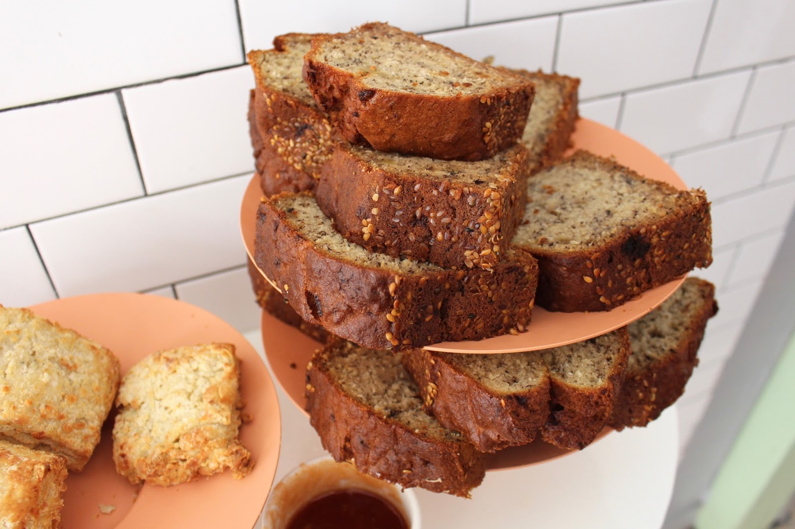 De Maria NYC banana bread | New York Kenmare St