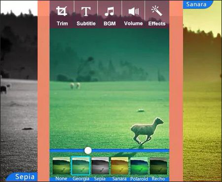 Aplikasi edit video android - videoshow