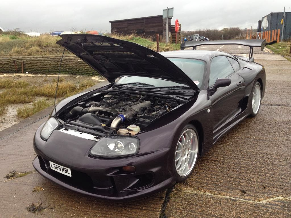 toyota supra twin turbo gt auto restorationice