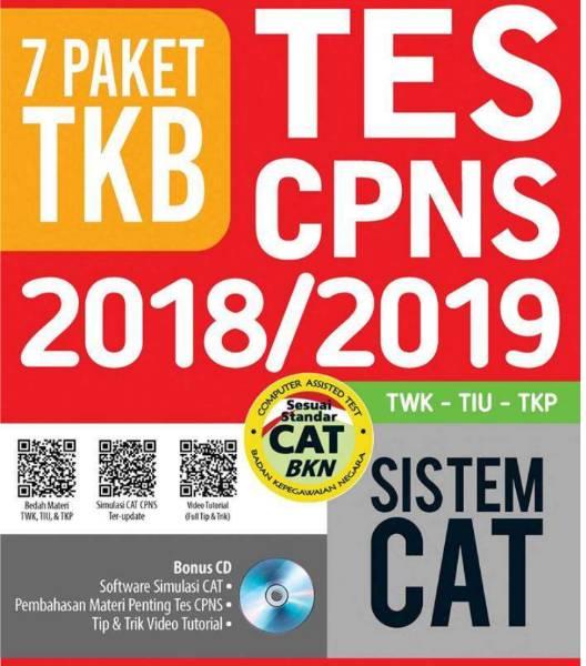 Buku Tes CPNS 2019