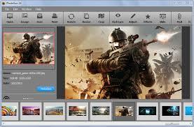 تنزيل برنامج تجميل الصور والتلاعب بها PhotoSun