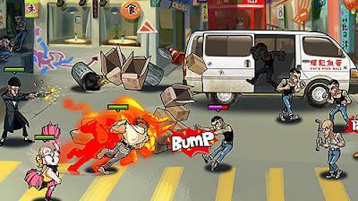 لعبة حرب العصابات Brutal Street 2 مهكرة للأندرويد - تحميل مباشر
