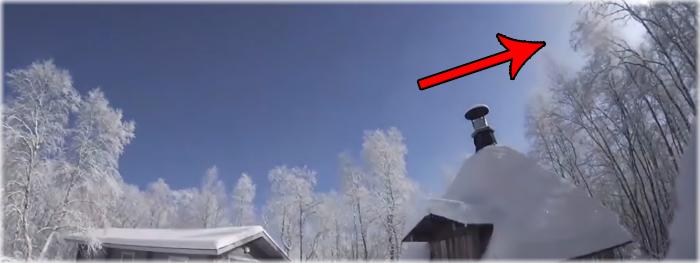 queda de meteorito - bolido na Finlandia
