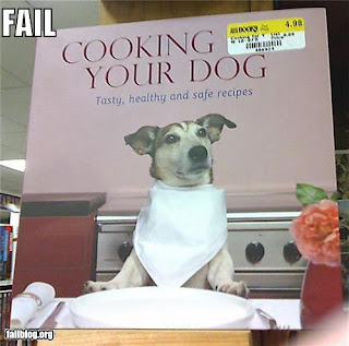 fail book cooking your dog not chinese cuisine