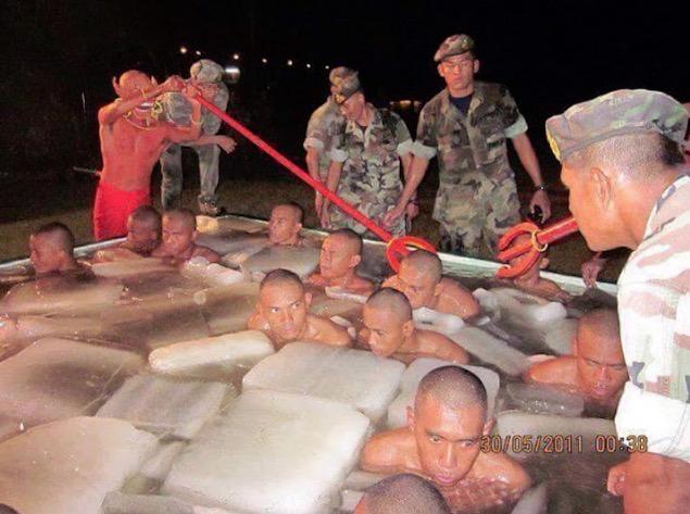 Latihan Berat Komando Tentera